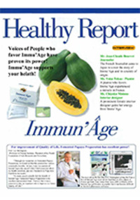 Healthy Report(日本語版)
