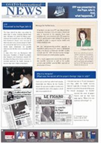 OSATO Internationnal NEWS(英語版) Vol.1