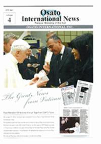 OSATO Internationnal NEWS(英語版) Vol.4