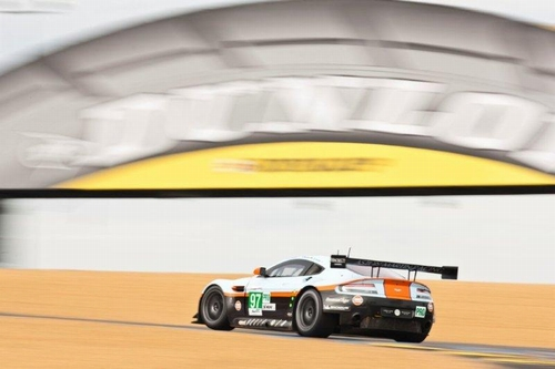 Le Mans 24 Hours racing(2012)