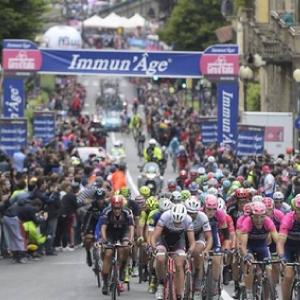 Immun' Âgeは第100回記念大会となるジロ・デ・イタリア2017のオフィシャルスポンサーです
