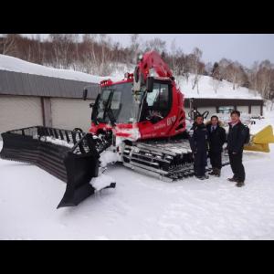 焼額山スキー場のスキーパトロール隊の体調管理をサポートするImmun' Âge
