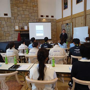 ISO22000(食品安全)の差分教育講習会を受講しました