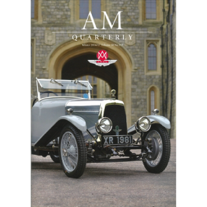 英国 Aston Martin Owners Club季刊誌に広告掲載