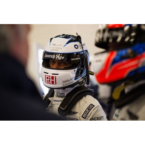 AstonMartinRacing、シルバーストーンにてダブル表彰台