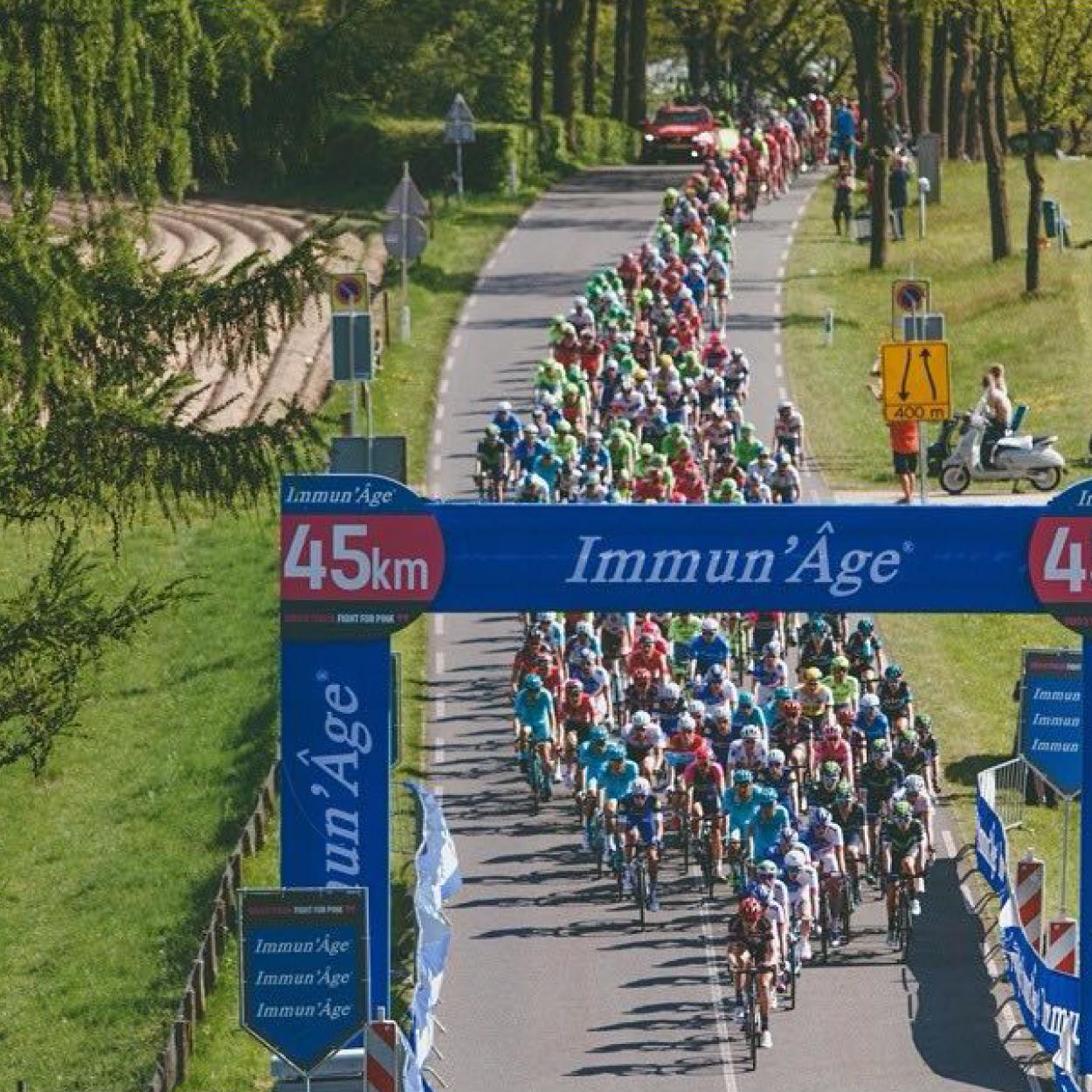 Immun' Âge Giro d'Italia(ジロ・デ・イタリア)Official Sponsor