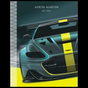 Aston Martin Magazineに広告掲載