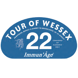 Immun'Âge は「ツアー・オブ・ウェセックス」の公式スポンサーです