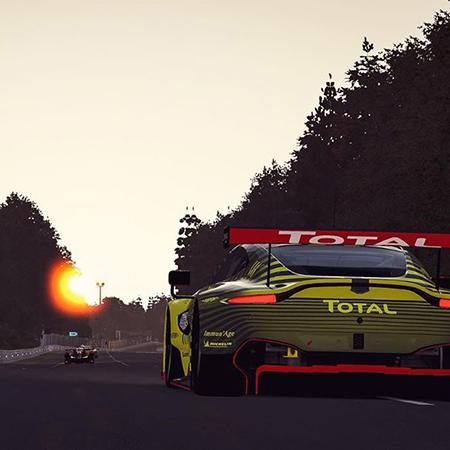 ル・マン24時間バーチャルでAston Martin Racingがクラス準優勝!